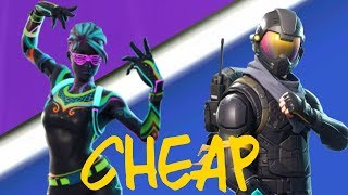 The BEST CHEAP Skins To Buy In Fortnite - BEST Skin DEALS