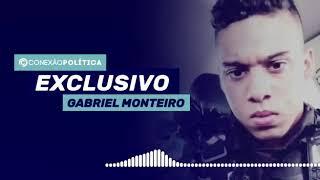 EXCLUSIVO: Expulso da PM, Gabriel Monteiro nega deserção e apresenta documento de licença médica