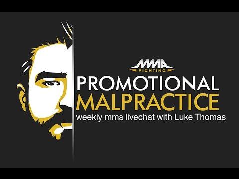 Live Chat: UFC 197 talk, Nick Diaz settlement, Yoel Romero drug test