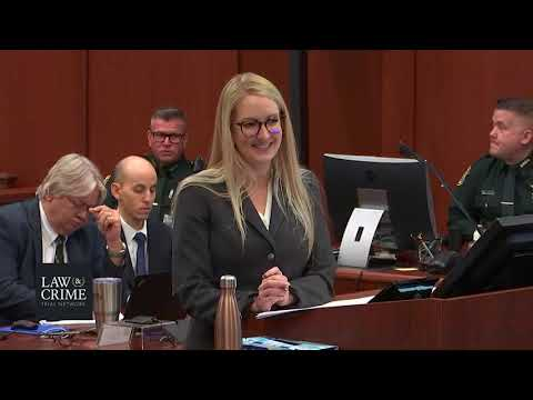 Grant Amato Day 2 Witness: Christine Snyder - Crime Scene Analyst