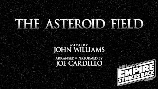 The Asteroid Field on piano