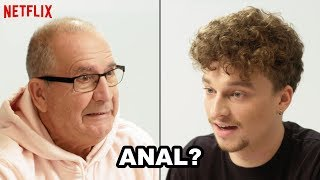Grandpa and Grandson talk about SEX | Sex Education | Netflix