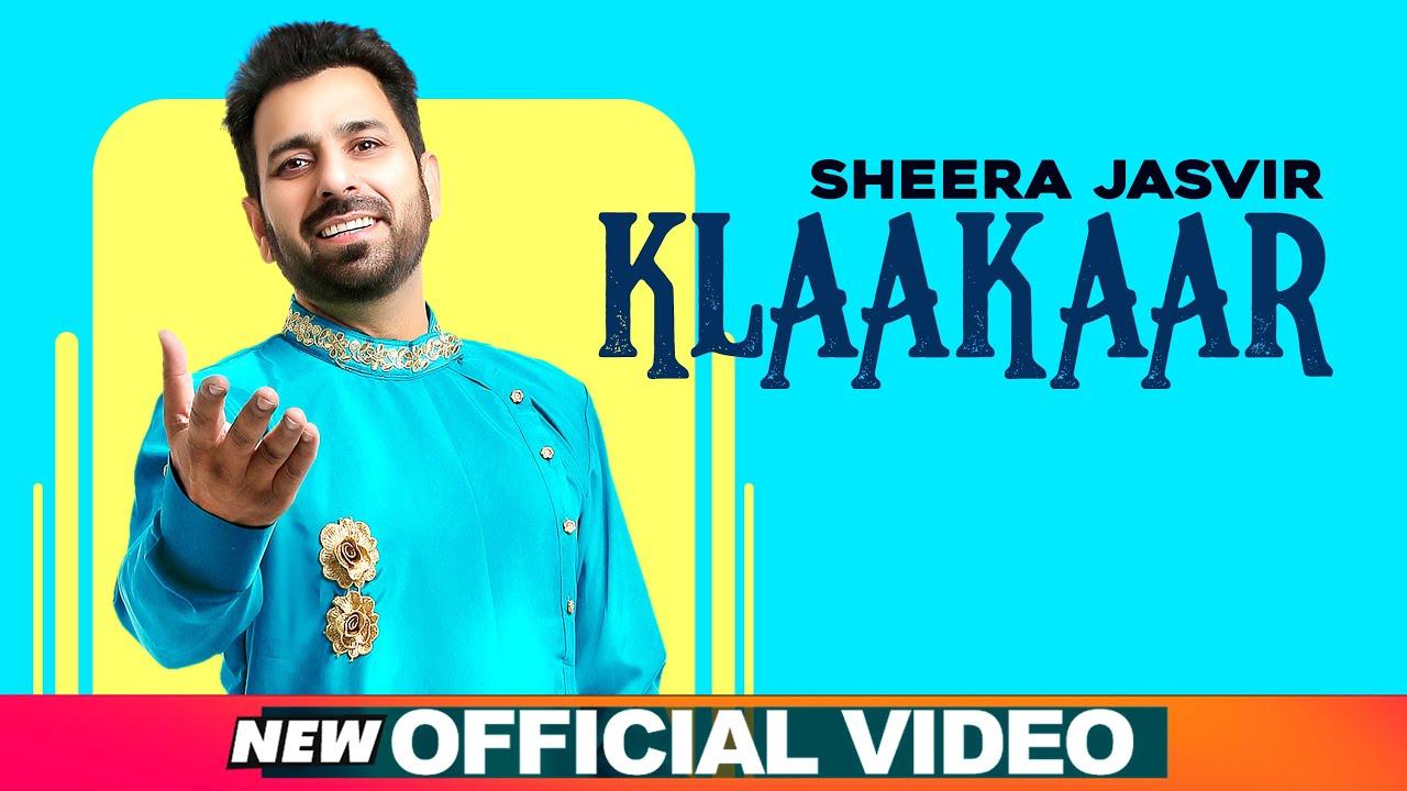 SHEERA JASVIR Live 3 | Klaakaar (Official Video) | Latest Punjabi Songs 2020 | Speed Records
