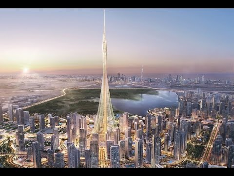 New Dubai Tower - Taller than Burj Khalifa - $1 Billion Tower For 2020 World Exposition
