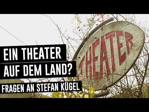 Ein Theater auf dem Land? - Fragen an Stefan Kügel | CROSS ALPS