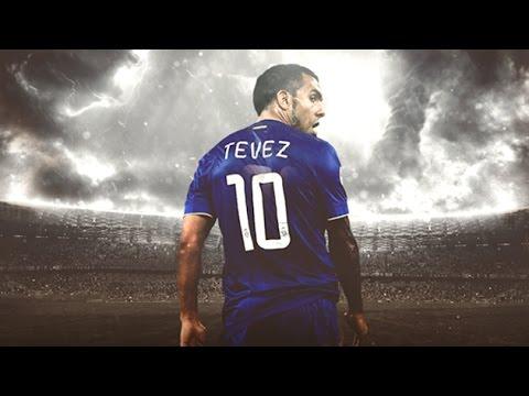 Carlos Tevez - Journey From Boca Juniors To Shanghai Shenhua