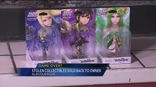 Amiibo Figures Stolen & Sold Back to Owner at Game Store - #CUPodcast