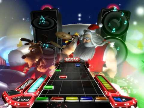 Santa Rockstar HD - Santa's Journey Begins (Perfect)