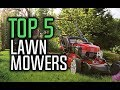 Best Lawn Mowers in 2018 - Which Is The Best Lawn Mower?