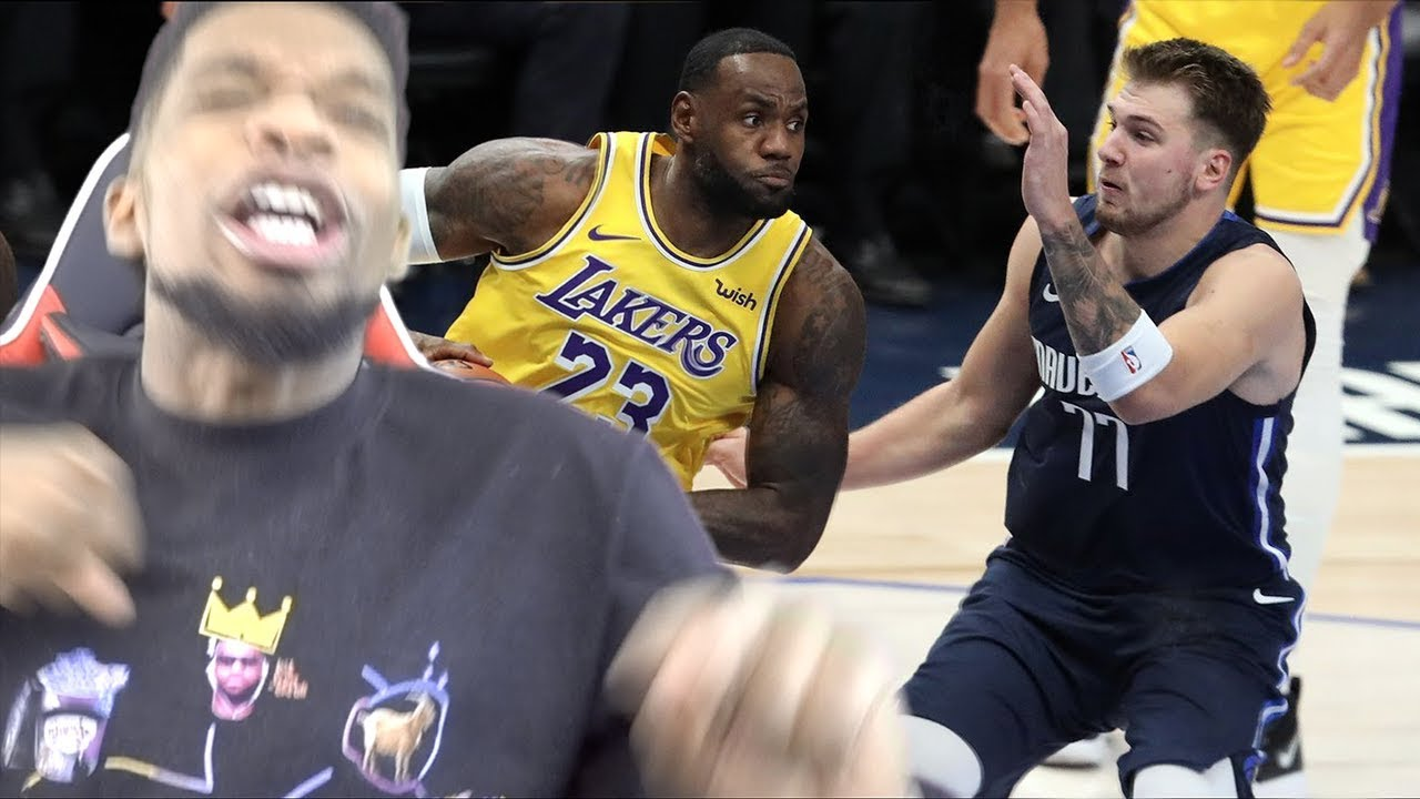We Can Do This At Anytime Lakers Vs Mavs Highlights