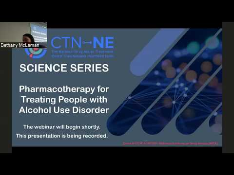 Science Series – The National Drug Abuse Treatment Clinical