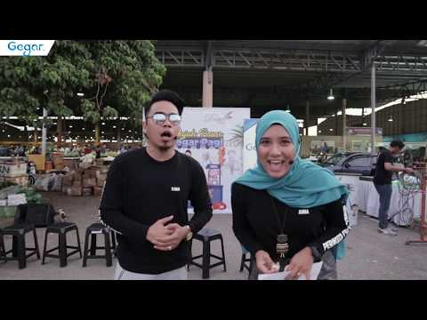 Jelajah Pasar Gegar Pagi Dnars Gold - Kelantan