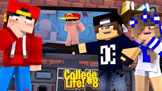 Minecraft College Life - ROPO GETS TROLLED BUT HE