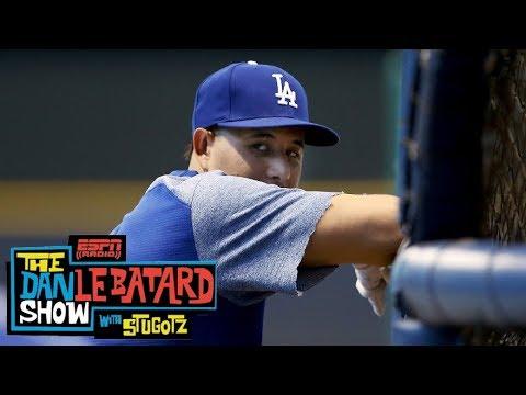 Tim Kurkjian MLB trade deadline breakdown: Dodgers, Cardinals & more  Dan Le Batard Show  ESPN