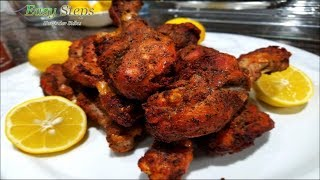 How to Cook Oven Roasted Garlic Chicken Drumsticks | Juicy, Tender and Moist Chicken Recipe