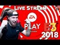 [🔴Live] EA Play Conference 2018 LIVE REACTIONS (Featuring Anthem, Battlefield 5, EA SPORTS & more)