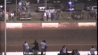 Dixie Speedway Woodstock,Ga Southern All Stars 619/04 Jimmy Mostell...