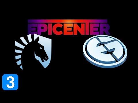 Liquid vs EG Game 3 Grand Final EPICENTER Moscow Season 2 Highlights Dota 2