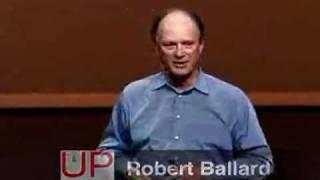 dr robert ballard at the up experience 2009