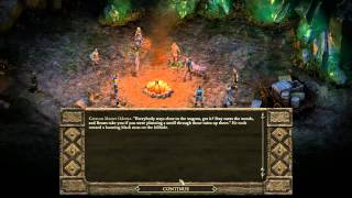 Pillars of Eternity Gameplay PC HD 1080p