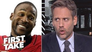 Patrick Peterson could transform Chargers into 'Super Bowl favorites' – Max | First Take
