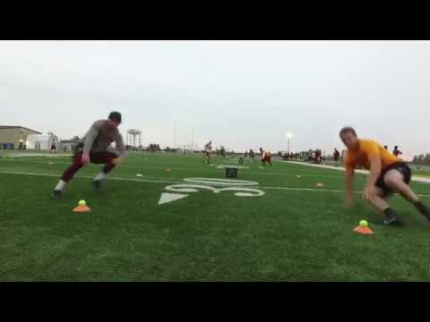 Northern State Football Summer 18 Training