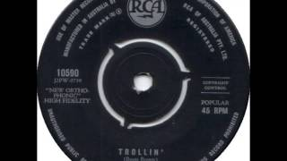 BOOTS BROWN & HIS BLOCKBUSTERS - Trollin (1958)