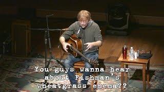 Trey Anastasio: Jon Fishman's Wheatgrass Enema