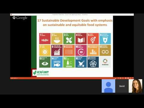 Food Tank Webinar Series: Digital Agriculture with David Bergvinson