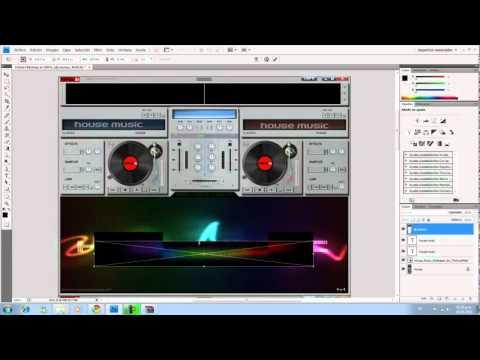 Crear Skins  Para Virtual Dj  6 (Personalizados) 2011