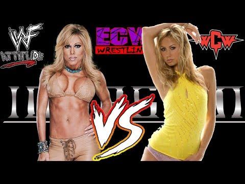WWF No Mercy Retexture Matches - The Kat vs Terri (REQUEST)