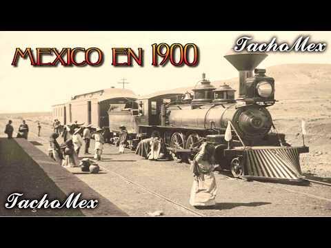 México en 1900 (Época de Porfirio Díaz)