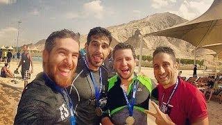 Adventurati takes on Wadi Adventure Race - War 5