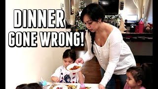 SURPRISE DINNER GONE WRONG - Dancember 20, 2017 -  ItsJudysLife Vlogs