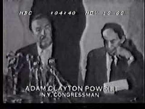 Adam Clayton Powell vs. Congress