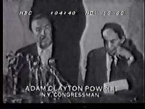 Adam Clayton Powell vs. Congress
