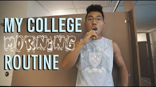 My College Morning Routine | How to be More Productive in the Morning