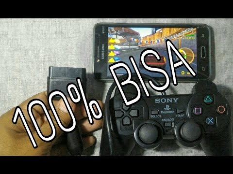How To Play Games On Android Using PS2 Joystick