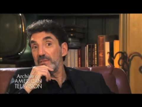 "Chuck Lorre on creating ""Two and a Half Men"" - EMMYTVLEGENDS.ORG"