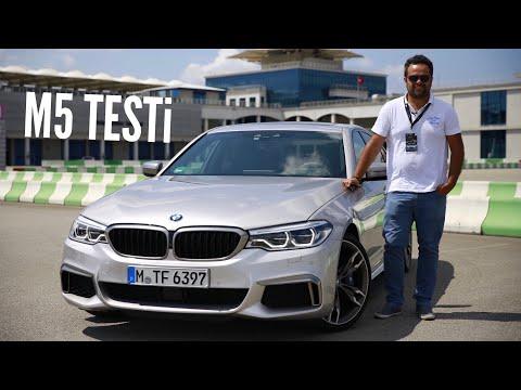 Test - BMW M5