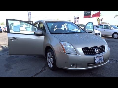 2009 Nissan Sentra San Bernardino, Fontana, Riverside, Palm Springs, Inland Empire, CA 35799A