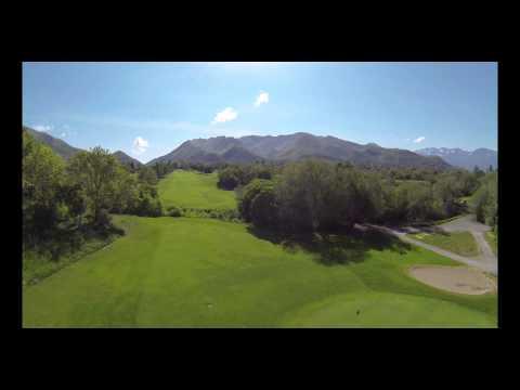 Bonneville Golf Course - Salt Lake City, Utah - 18th Hole