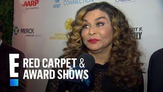 Tina Knowles Talks Instilling Values Into Beyoncé & Solange   E! Red Carpet & Award Shows