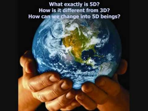 Confused About 5D? - Part 1 - What is the 5th dimension?