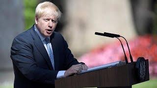 Boris Johnson's first speech as Prime Minister in full