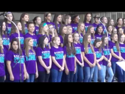Port Neches Middle School Choir