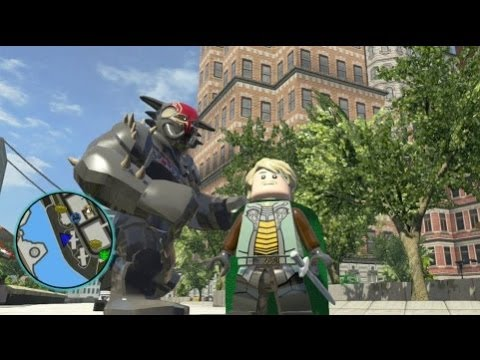 LEGO Marvel Super Heroes - Asgard DLC Pack All 8 Characters + Free ...