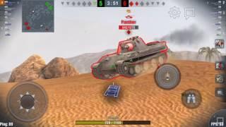 World of Tanks Blitz: Double ammo rack
