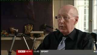 Sir Clive Sinclair inteviewed on BBC