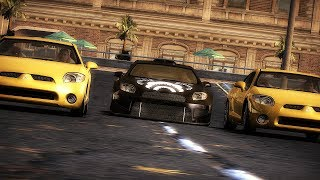 Need for Speed: Most Wanted прохождение. Все тачки боссов #1